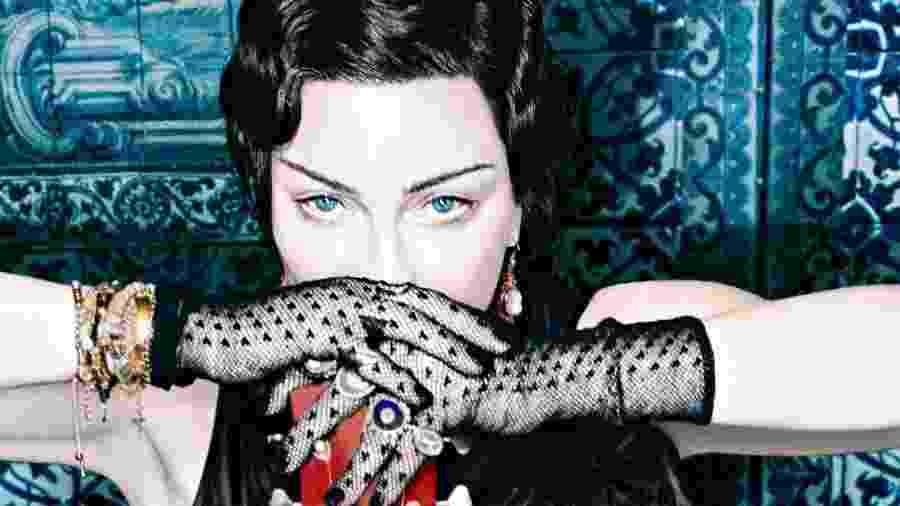 Madonna em foto de divulgação do álbum Madame X - Steven Klein/Divulgação