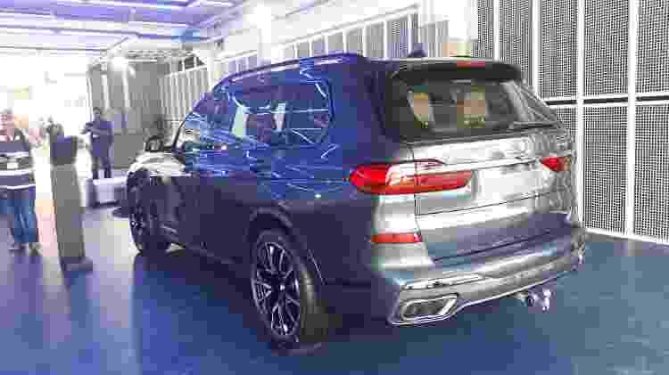 BMW X7 - Vitor Matsubara/UOL - Vitor Matsubara/UOL