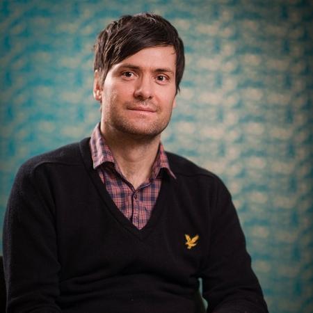 Gustafsson é produtor-executivo no estúdio MachineGames - Sigtor Kildal/Divulgação