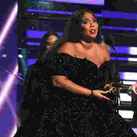 Lizzo emociona plateia em discurso no Grammy 2020 - Kevin Mazur/Getty Images for The Recording Academy - Kevin Mazur/Getty Images for The Recording Academy