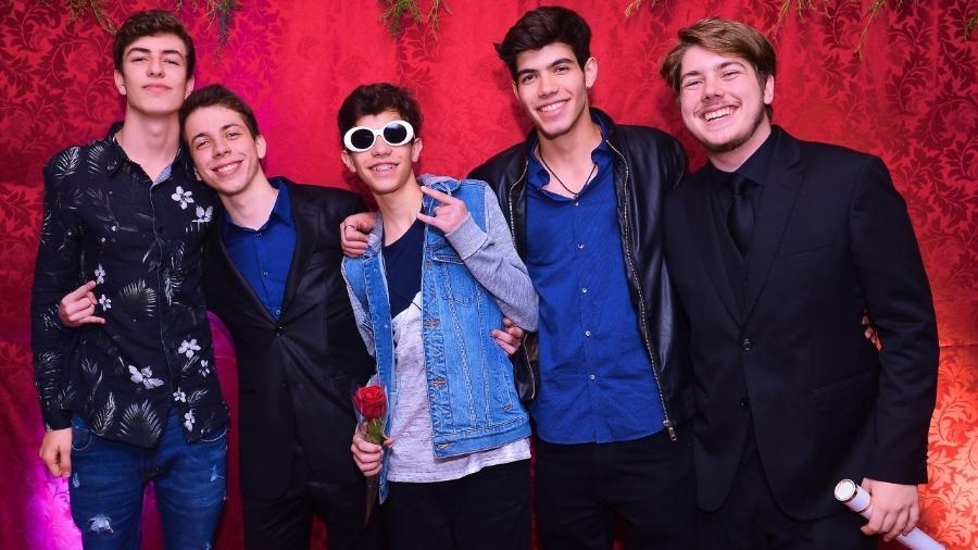 """Banda Pó de Guaraná lança primeiro single, """"Te Levar"""", com produção de Jean Dolabella - Divulgação"""