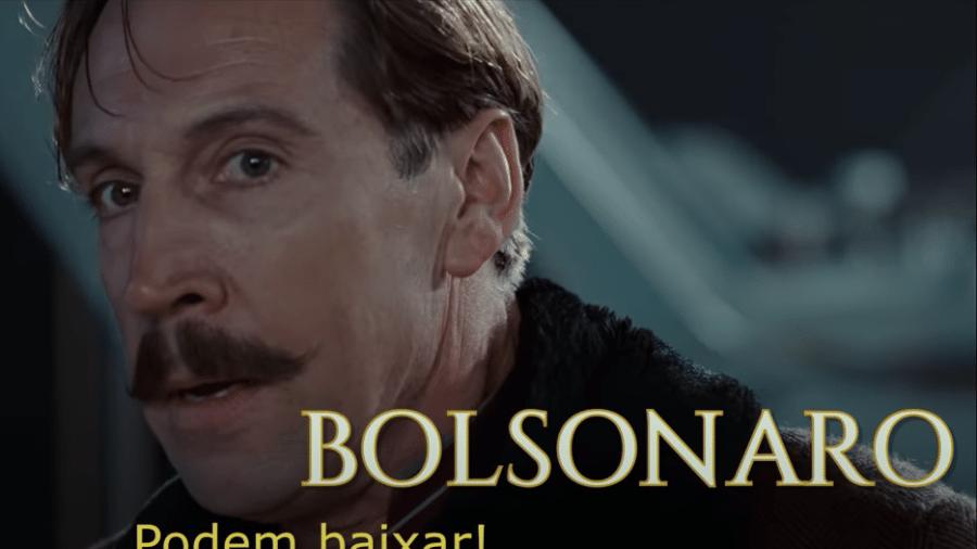 Paródia que coloca o Brasil como Titanic fez sucesso nas redes - Reprodução/Youtube