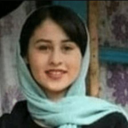 Romina Ashrafi disse que temia por sua vida, mas foi levada de volta à sua casa - Twitter