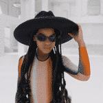 Blue Ivy, filha de Beyoncé, em 'Black is King' - Reprodução