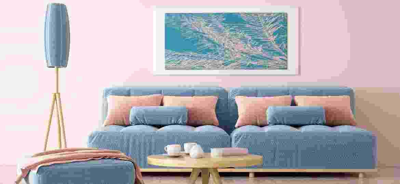 decoração cores pastel - Getty Images/iStockphoto