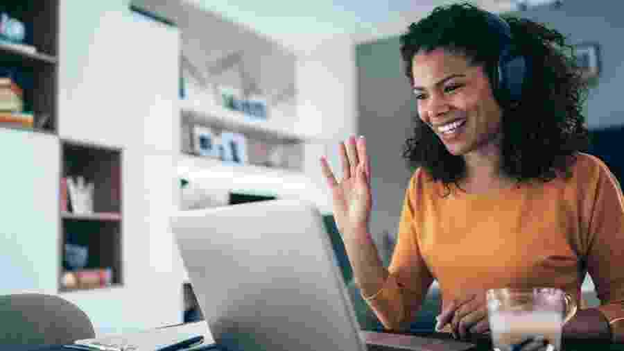 Brasil tinha 7,6 milhões de pessoas trabalhanando em home office no mês de outubro - filadendron/iStock