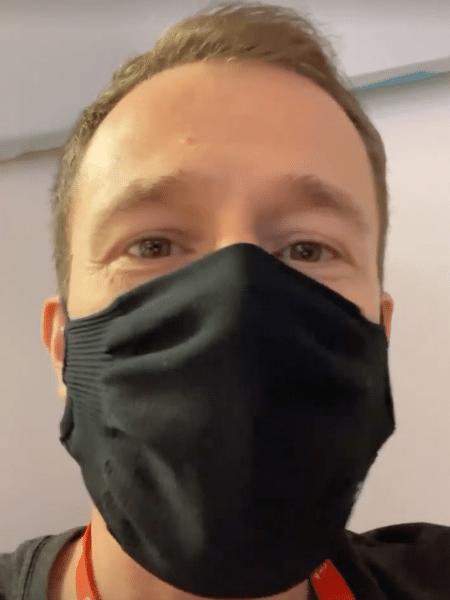 BBB 21: Tiago Leifert diz que quarto secreto está pronto há dias - Reprodução/Instagram