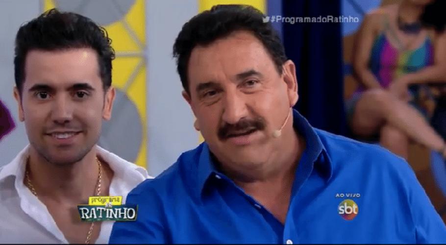 10.set.2015 - Carlos Massa, o Ratinho, mandou um recado para Joelma durante o seu programa na noite desta quarta-feira (9) e aconselhou a vocalista da banda Calypso a perdoar Chimbinha, após uma suposta traição.