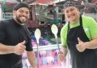 Eles preparam as feijoadas mais saborosas do Carnaval carioca