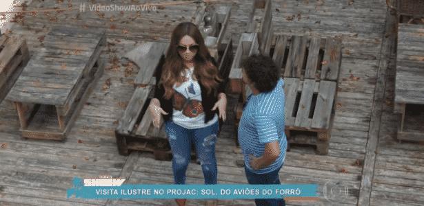"""""""Vídeo Show"""" ainda usa """"Projac"""" para se referir aos Estúdios Globo - Reprodução/TV Globo"""