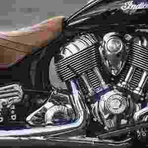 Indian Roadmaster - Divulgação