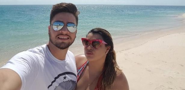 Preta Gil quer engravidar de Rodrigo Godoy - Reprodução/Instagram/Rodrigo Godoy