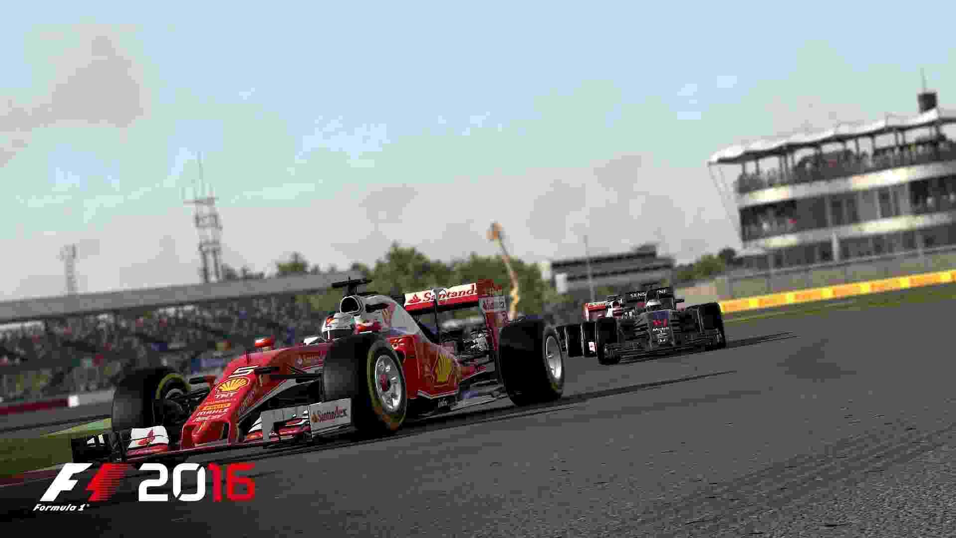 F1 2016 - Divulgação