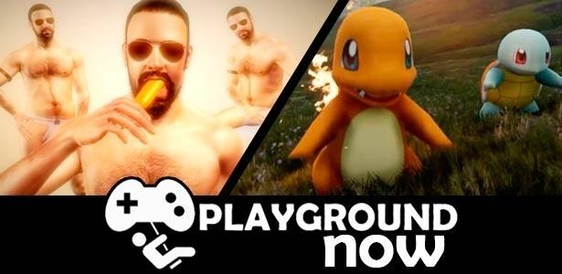 """Semp preconceito: """"Radiator 2"""" e """"Pokémon GO"""" são os games recomendados dessa semana - Arte/UOL Jogos"""