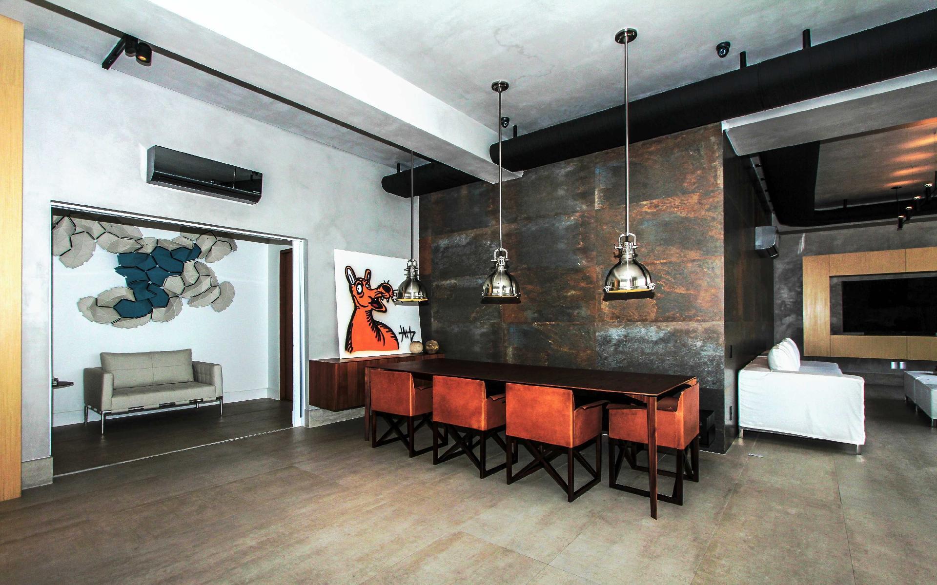 Armario Nicho Para Microondas ~ Salas de jantar ideias para decorar o ambiente BOL Fotos BOL Fotos