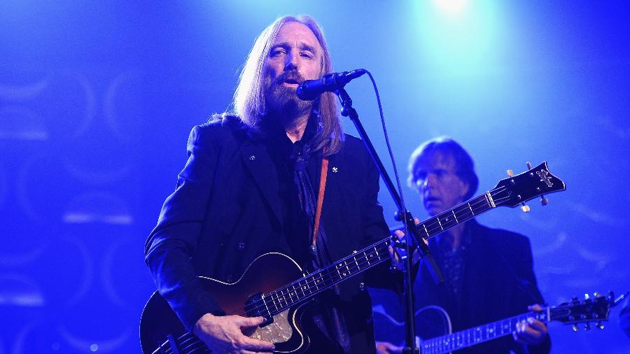 O músico Tom Petty - Getty Images