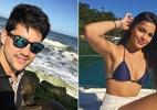 Reprodução/Instagram/danilobottrel e Reprodução/Instagram/emillyaraujoc