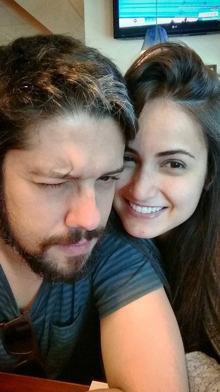 """Phelipe Siani e Mariana Palma posam juntos: """"Pois é..."""" - Reprodução/Instagram/phelipe.siani"""
