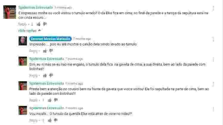 Emanuel Messias Mariquito - Reprodução/YouTube - Reprodução/YouTube