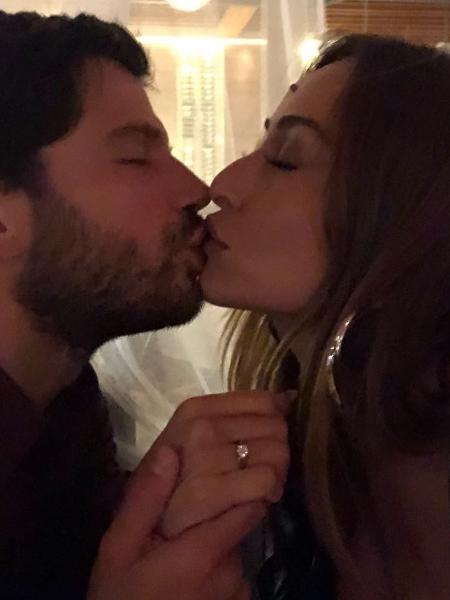 Duda Nagle e Sabrina Sato ficam noivos - Reprodução/Instagram