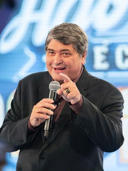 "Band acaba com ""Agora é Domingo"" e planeja novo programa para Datena  - Kelly Fuzaro/TV Bandeirantes"