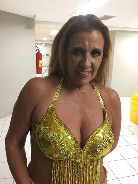 Rita Cadillac - Carolina Martins/Universa
