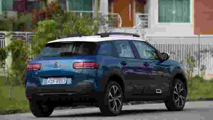Citroën C4 Cactus - Murilo Góes/UOL - Murilo Góes/UOL