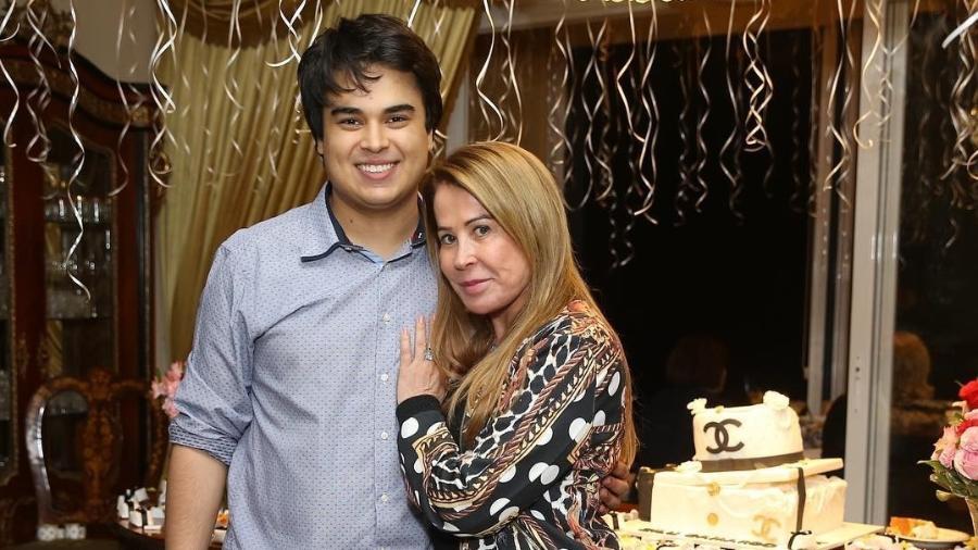 Igor discordou de declarações da mãe, Zilu Camargo, sobre infidelidade masculina - Reprodução/Instagram
