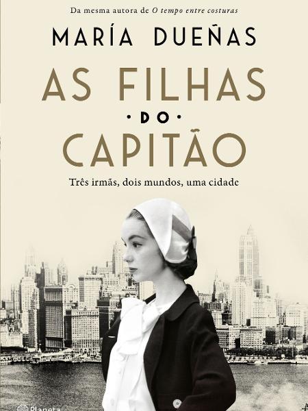 O romance conta um pouco da força das espanholas na imigração nos EUA - Divulgação
