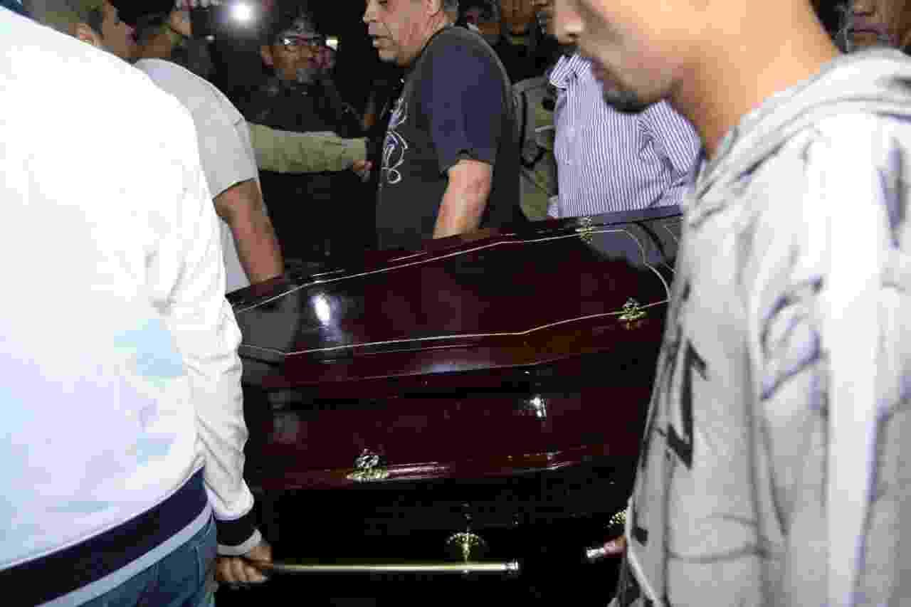 Velório do funkeiro Mr. Catra no Rio de Janeiro - Daniel Pinheiro /AgNews