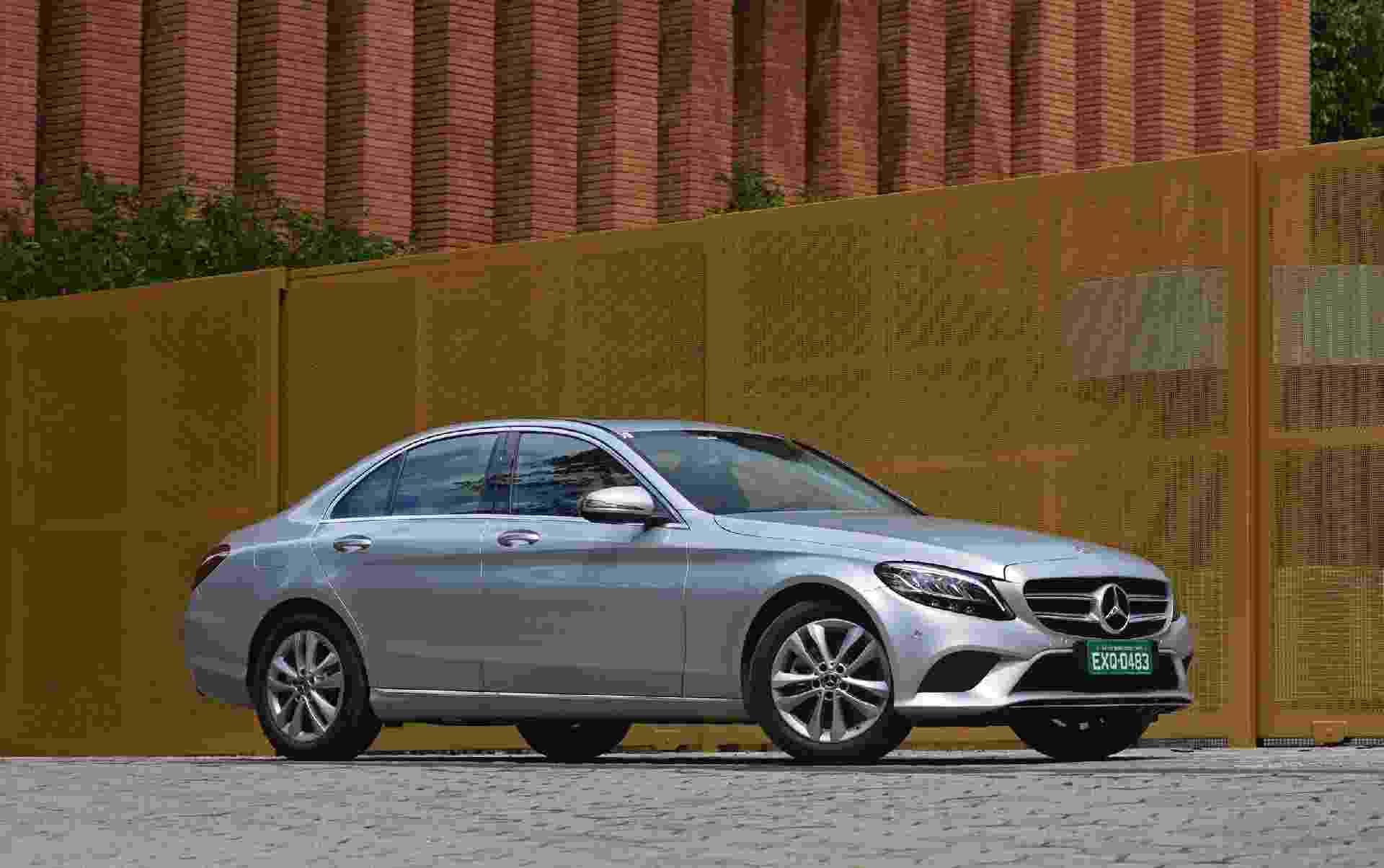 Mercedes-Benz Classe C 2019 - Murilo Góes/UOL