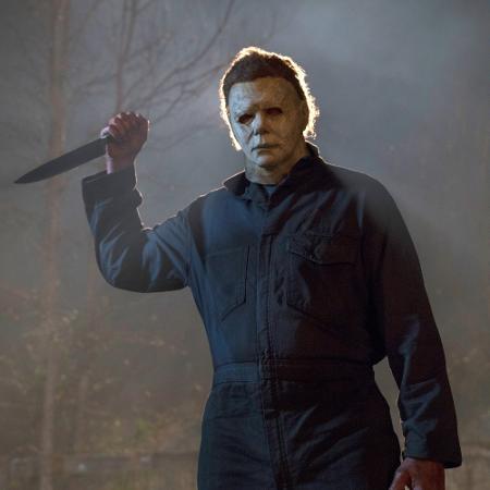"""Michael Myers no novo """"Halloween"""" - Divulgação"""