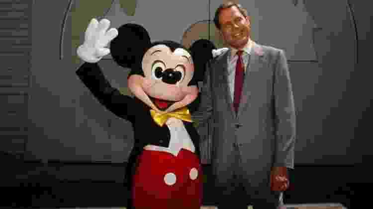 Michael Eisner, que atuou com CEO da Disney entre 1984 e 2005 - George Rose/Getty Images - George Rose/Getty Images