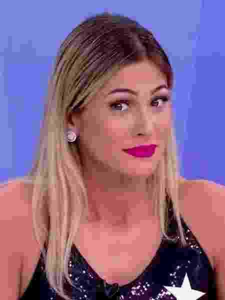 """Lívia Andrade, do """"Fofocalizando"""" - Reprodução/SBT"""