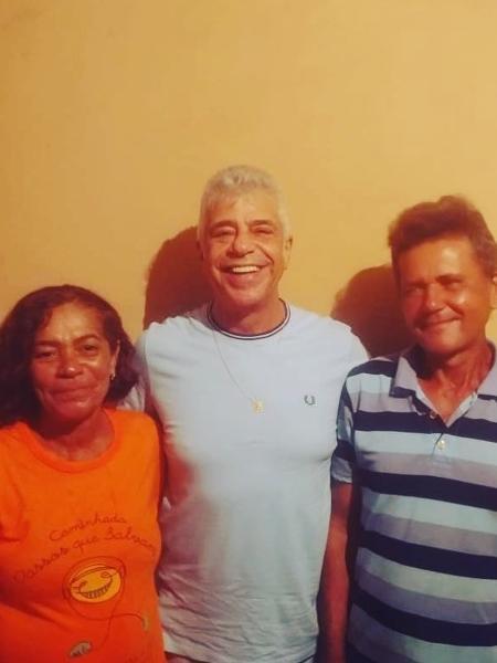 Lulu Santos passa Natal com pais de namorado em Minas - Reprodução/Instagram
