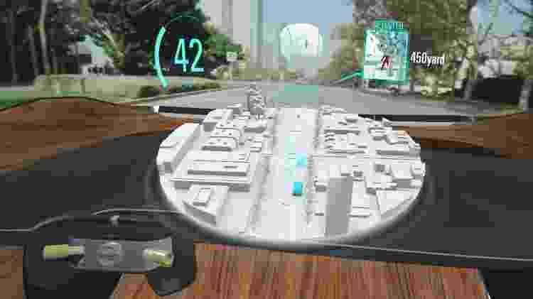 Nissan Invisible realidade virtual - Divulgação - Divulgação