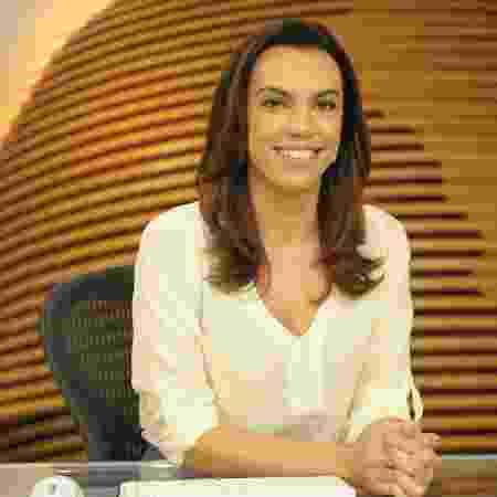 Ana Paula Araújo - João Cotta/TV Globo - João Cotta/TV Globo