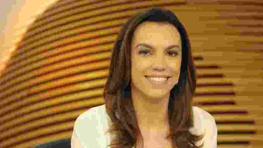 Ana Paula Araújo - João Cotta/TV Globo