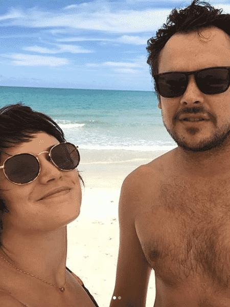 Bianca Bin e Sergio Guizé  - Reprodução/Instagram