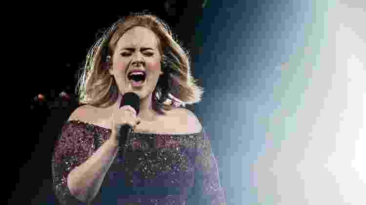 Adele meses atrás  - Divulgação/ Instagram