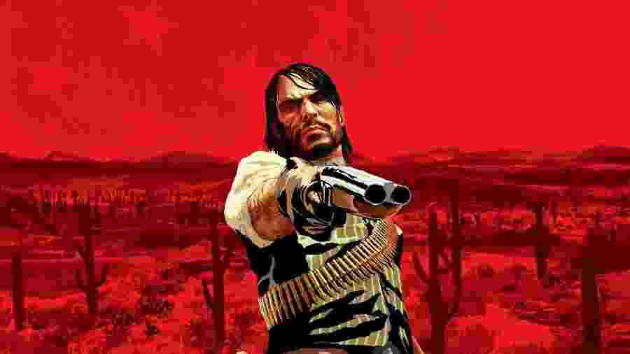 Red Dead Redemption 2 - Divulgação
