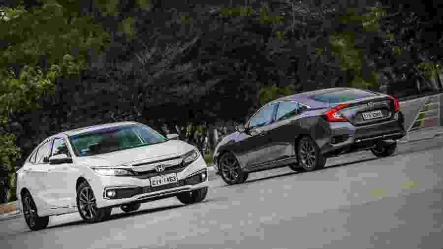 Honda chamou proprietários de Civic Touring, Accord e HR-V Touring para reparos na bomba de combustível - Divulgação