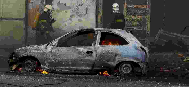 Risco de incêndio é uma das causas frequentes em recalls de automóveis; dá para tentar contê-lo, mas do jeito certo - Moacyr Lopes Junior/Folhapress