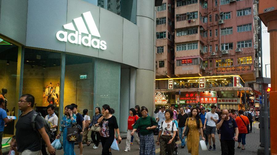 Funcionários da Adidascriticaram recentemente a empresa por não fazer o suficiente para combater a discriminação racial - Picture Alliance via Getty Images