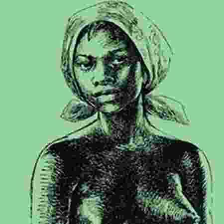 Dandara dos Palmares, mulher de Zumbi dos Palmares, teria sido líder do exército de mulheres no quilombo - Jarid Arraes/Divulgação