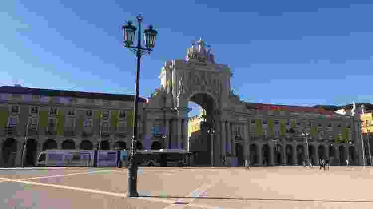 Lisboa, que já pensava soluções contra o excesso de turistas, agora pensa em como os receberá no pós-pandemia - Marianna D'amore - Marianna D'amore