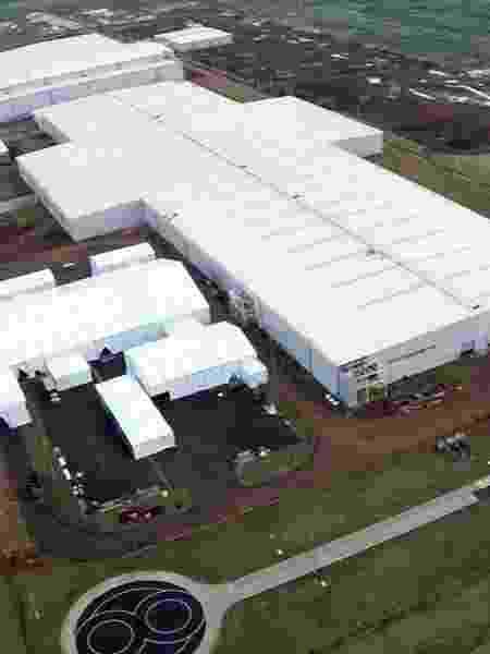 Fábrica Mercedes-Benz em Iracemápolis (SP) - Divulgação
