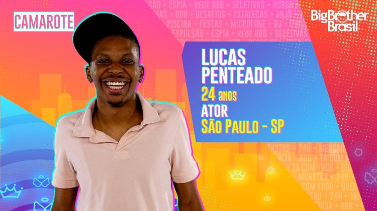 Lucas Penteado - Divulgação/Globo - Divulgação/Globo