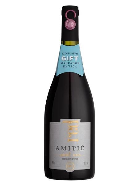 Amitié Pinot Noir: medalha de bronze no Decanter World Wine Awards - Divulgação