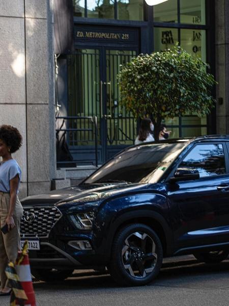 Flagra Novo Hyundai Creta - @carsbysfs